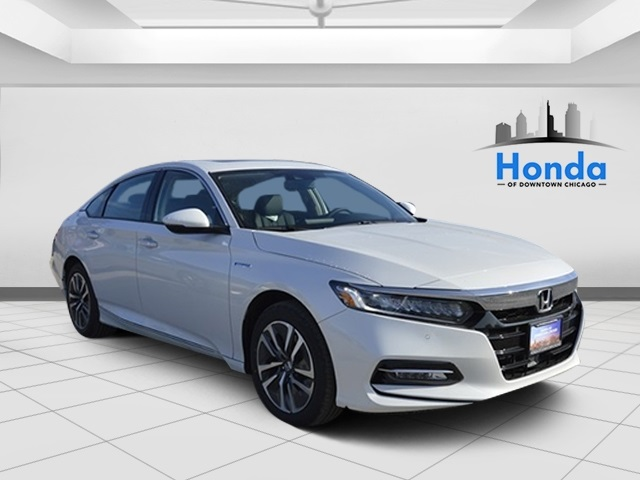New 2019 Honda Accord Hybrid Touring With Navigation
